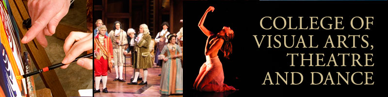 Call for Submissions at our very own FSU College of Visual Arts, Theatre and Dance