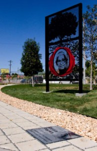 "Pat Ward Williams commission for ""Rosa Parks Park"" debuted"