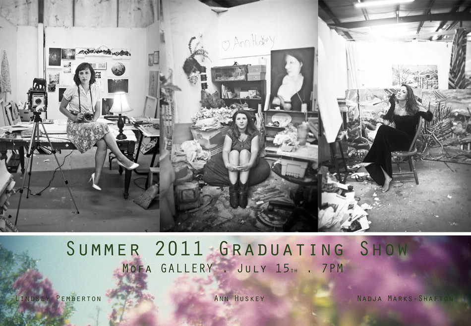 Exhibition: Summer Graduating Artists