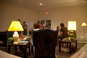 First Friday at the Working Method
