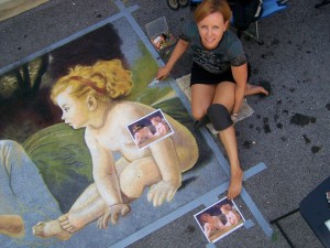 Madonnari Chalk artists coming to Tallahassee's Italian Festival