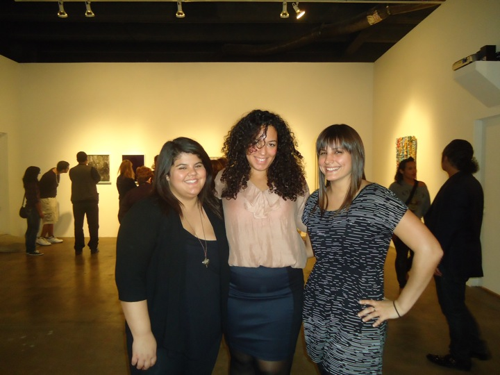 Lauren Cerda's Fall 2011 Internship at David Castillo Gallery
