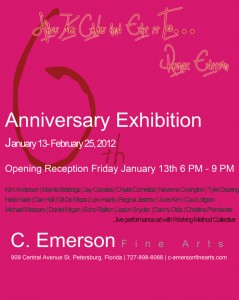 Anniversary Exhibition