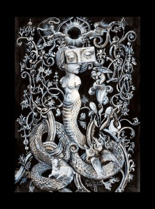 Carrie Ann Baade - Lilith the Protector