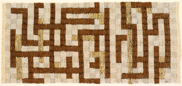 Anni Albers, Two, 1952