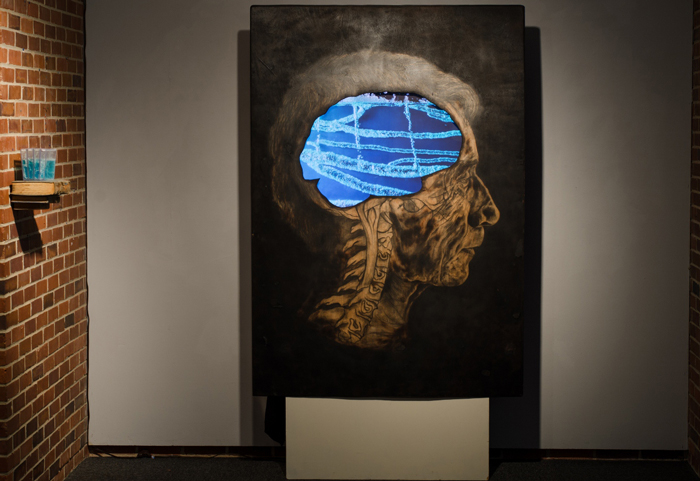"""""""Synaptic Colony"""" by Marie Montgomery"""