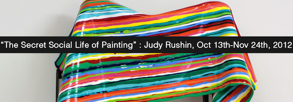 "FSU Art Professor Judy Rushin at N Space: ""The Secret Social Life of Painting"""