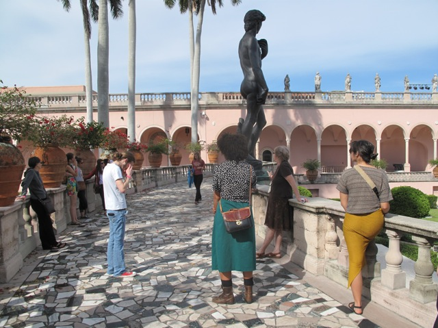 Ringling Museum of Art tour