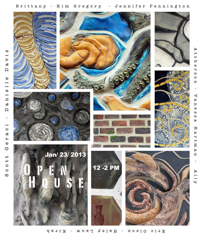 Mosaic Open House