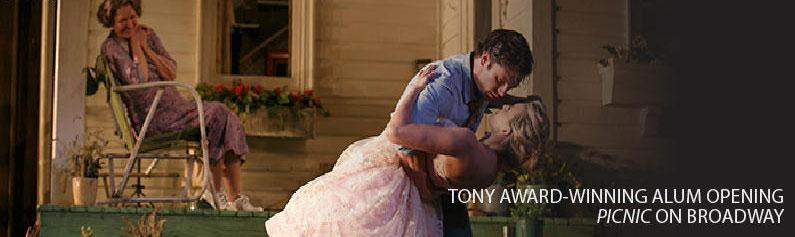 Tony Award-Winning Alum Opening PICNIC on Broadway