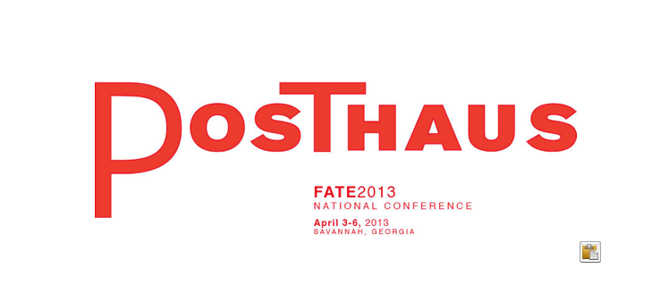 FSU Art Professors Hanessian and Stewart Presenting at FATE Conference