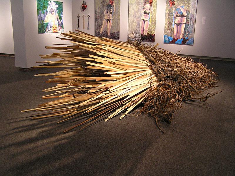 Title of work - By Jennifer Pennington