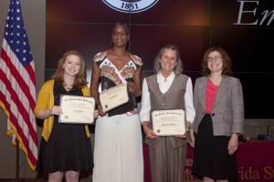 Provost's Employee Awards ceremony