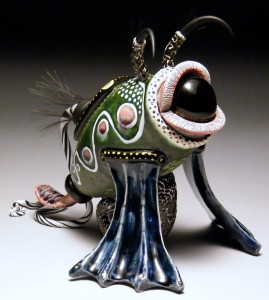Aqua-Hopper-Earthenware-Clay-Polymer-Clay-Hair-9.5x7x7-2011