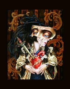 The-Ecstasy-of-Madam-Dolorosa-print