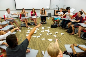 Classroom stock photo for CFA, Photo by Whitney Borkowski