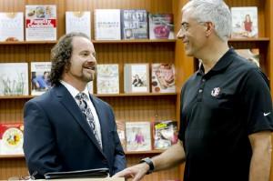 Dave Gussak Book Signing, Photo by Whitney Borkowski
