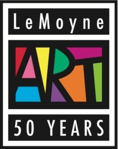 LeMoyne 50th Logo