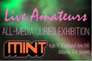MINT Gallery, Live Amateurs