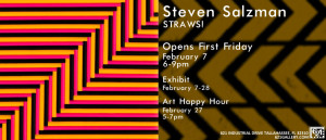 First Friday @ 621 Gallery, 2/7, 6-9 pm