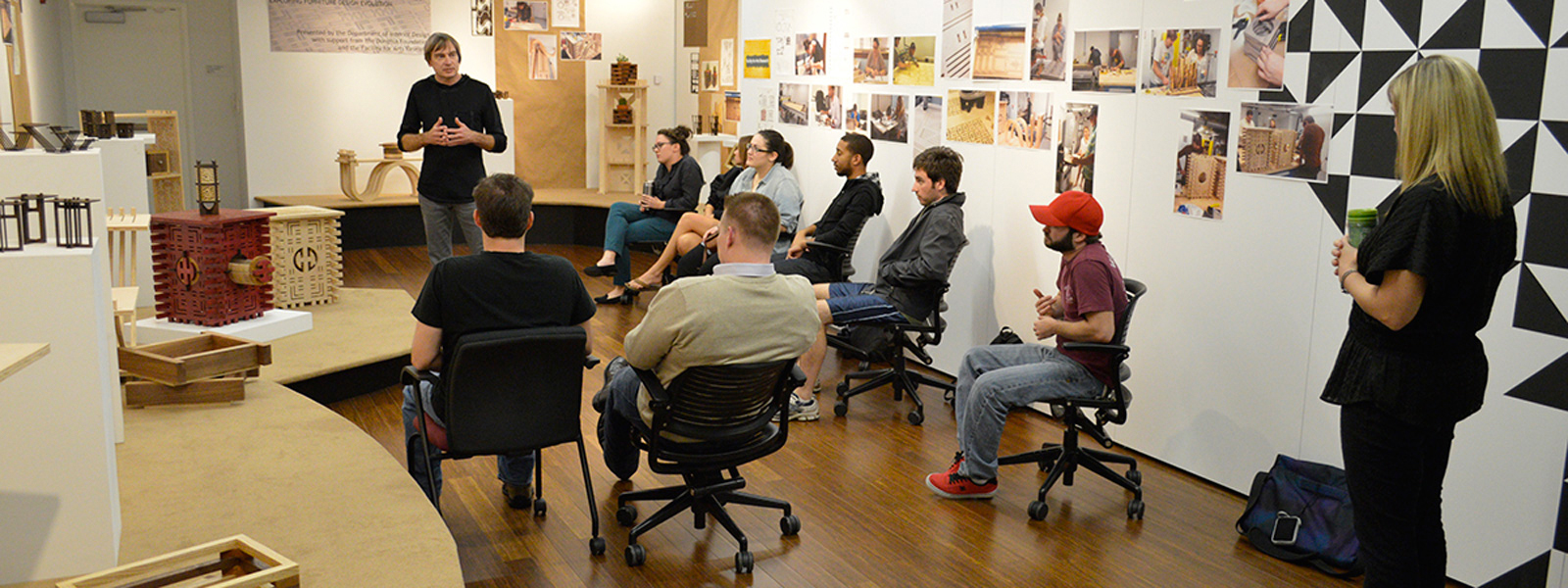 Interior Design Graduate Program Ranked #1 Nationally