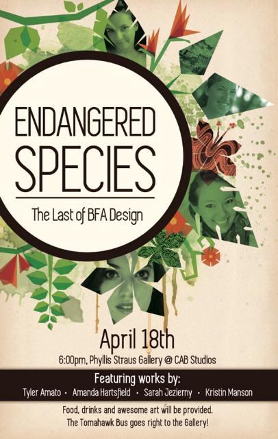 The Last BFA Design Graduating Exhibition