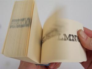 Sparks-flip-book