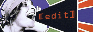 Art+Feminism Wikipedia Edit-a-thon