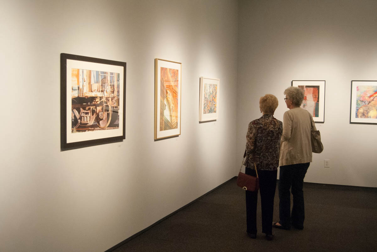 Artists' League and Tallahassee Watercolor Society