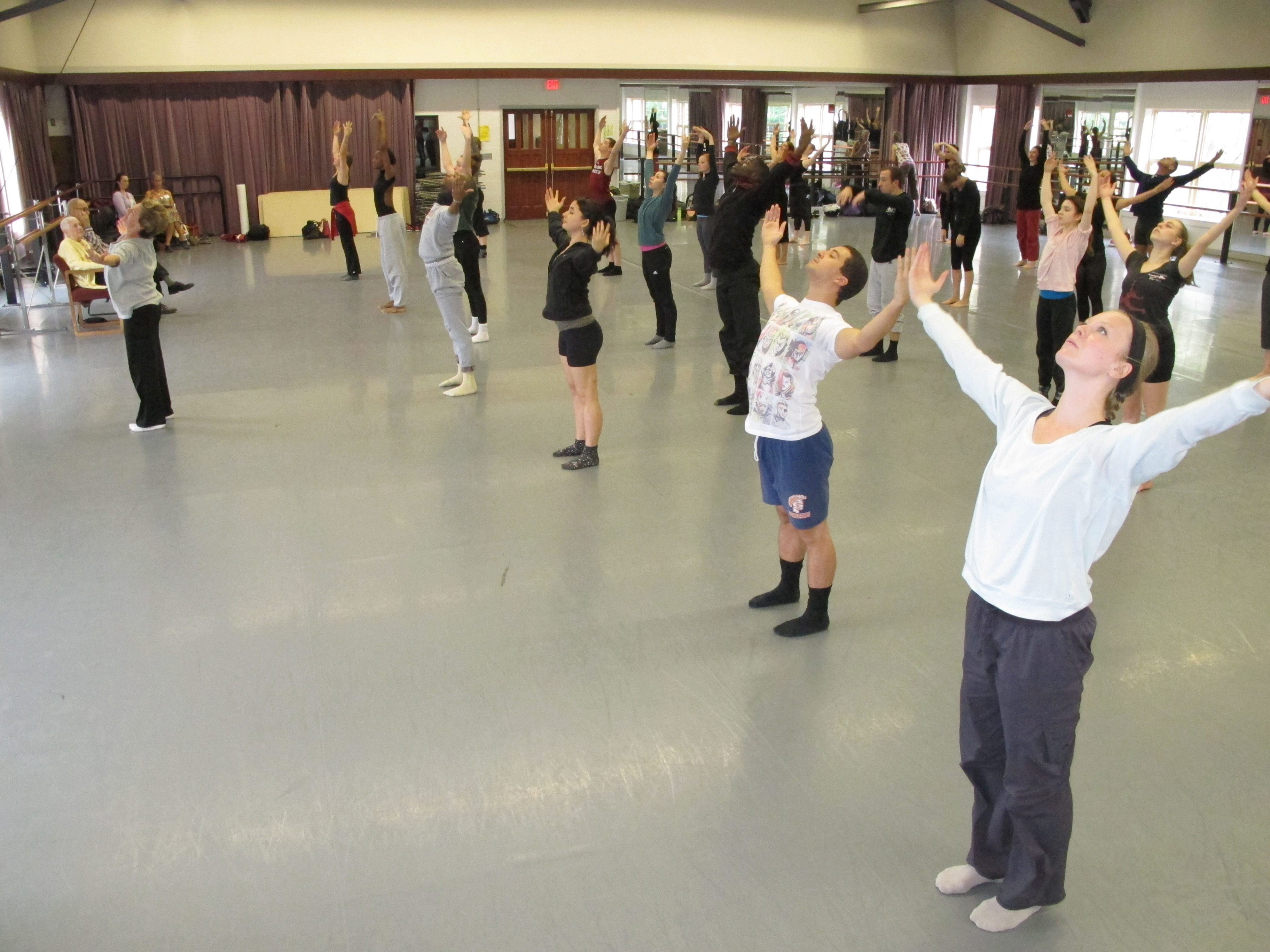 The School of Dance Hosts 7th Annual Summer Intensive Workshop