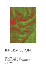 INTERMISSION: FSU Art MFA and BFA exhibition, 7/25