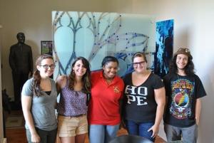 MCS Welcomes Five New Interns
