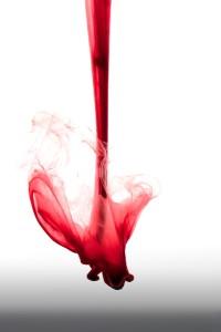 Untitled #23 | Conceptual Designer & Menstrual Artist: Jen Lewis | Photographer: Rob Lewis