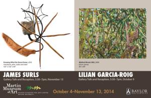 Garcia-Roig @ Martin Museum of Art