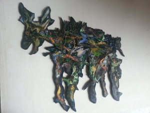 Moose Corridors, Maine by Alexa Kleinbard- 621 Gallery 20th Annual Art Auction 3264x2448