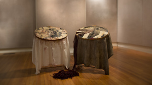 """MANDEM's """"Her Brother's Keeper: Domestication"""" is showing at the SECAC Juried Exhibition."""