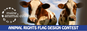Maine Animal Coalition: Animal Rights Flag Design Contest