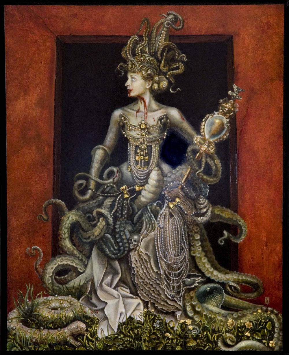 Carrie Ann Baade art