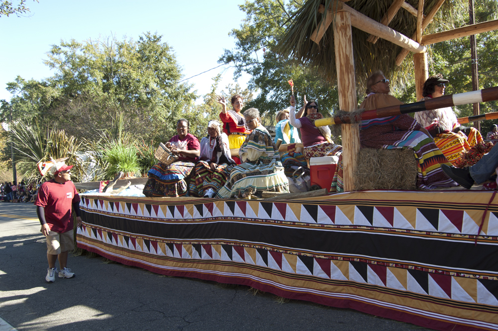 FSU Homecoming Parade, Seminole Elders of FL