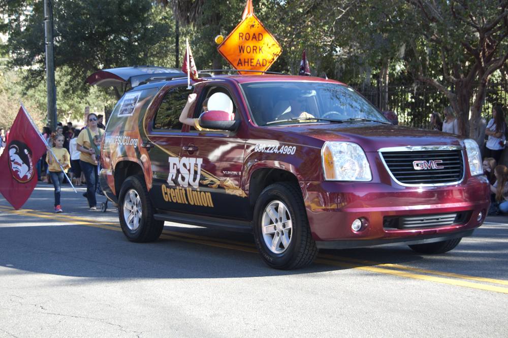 FSU Homecoming Parade, FSU Credit Union