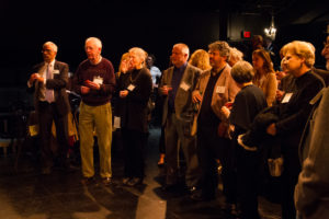 2014 Advisory Board Meeting, Cabaret audience
