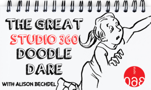 Doodle Contest: Studio 360 from WNYC & PRI