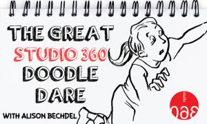 Doodle Contest: Studio 360 from WNYC & PRI