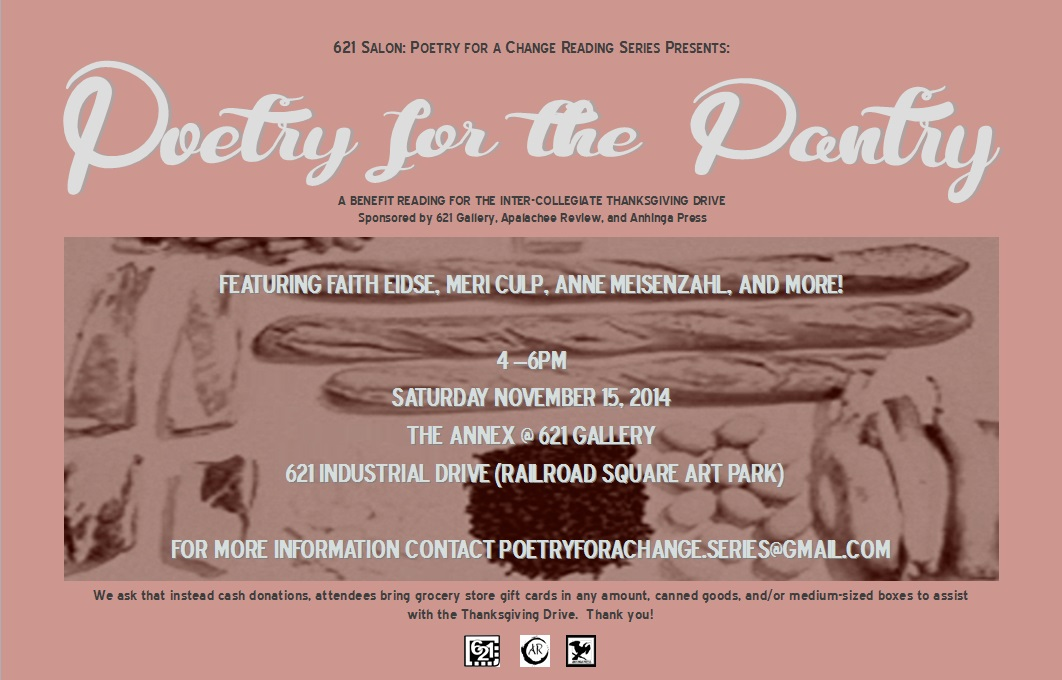 Poetry for the Pantry