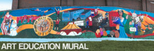 even Days of Opening Nights Mural. 2013
