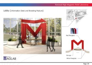 FSU Interior Design - MagLab Redesign Proposal 2-5