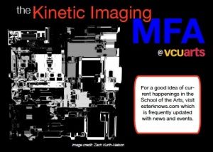 Kinetic Imaging at VCUarts