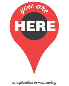 You Are Here – an exploration