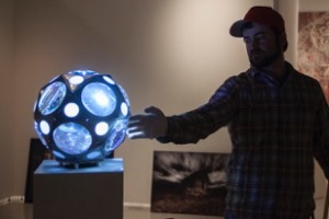 Noah Z Brock's Sculptures Accepted to Valdosta National Juried Competition