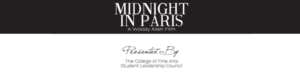 Midnight In Paris Banner